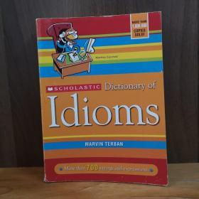 Scholastic Dictionary of Idioms  学乐习语词典