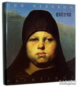【包邮】英文原版画册 画集 Odd Nerdrum: Paintings 奥德·纳德卢姆 挪威当代画家 1999年出版
