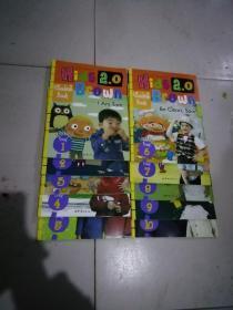 Kids Brown2.0 Level 1 布朗儿童英语 (1-10练习册)(全新未使用)