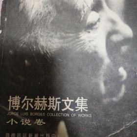 博尔赫斯文集 小说卷与文论自述卷