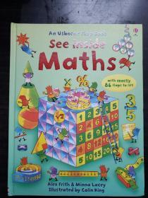 An Usborne Flap Book See inside Maths(看数字内部)