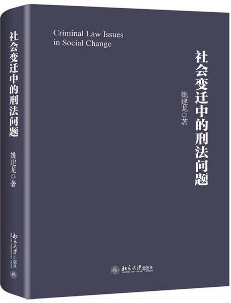 社会变迁中的刑法问题