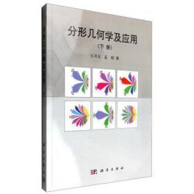 分形几何学及应用 下册 正版  王兴元,孟娟  9787030424761