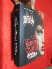 The Vampire Diaries: The Return: Midnight       (大32开 ,硬精装)    【详见图】