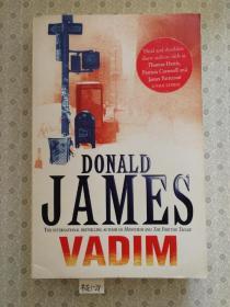 16开英文原版 Vadim