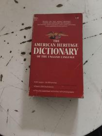 The American Heritage Dictionary of the English Language(英文原版书)