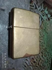 12号,美国产,黄铜,Zippo打火机