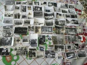 67张合售<早期居民生活合影一大部分为日本居民>见图