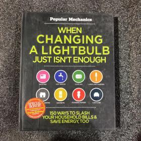 When Changing a Lightbulb Just Isnt Enough [Spiral-bound]