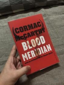 Blood Meridian (Picador Classic) 血色子午线 英文版 赠透明书套【留意品相描述!】
