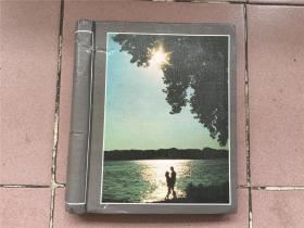 老照片一册58张(95战洪图,含影集,解放军国际关系学院抗洪救灾纪实)