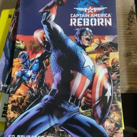 Captain America:Reborn