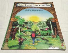 平装大开本 The Paradise Garden