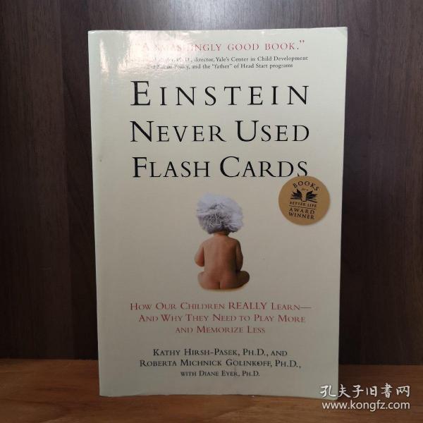 Einstein Never Used Flashcards