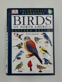 Smithsonian Handbooks: Birds of North America: East 史密森手册:北美鸟类:东方