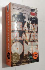 英文原版 斯皮尔伯格 同名电影小说 头号玩家 Ready Player One  608页