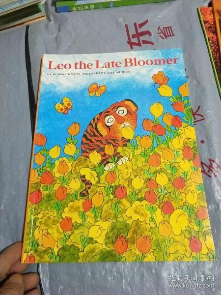 Leo the Late Bloomer[大器晚成的里奥]