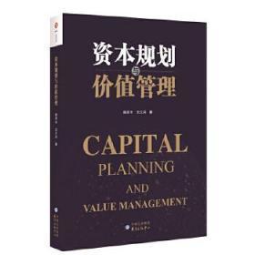 正版现货 资本规划与价值管理 施淇丰  王江洪 东方出版中心 9787547314401 书籍 畅销书
