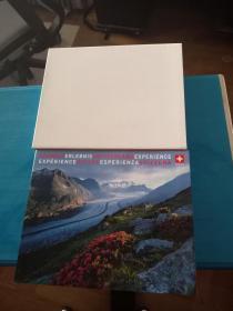 SCHWEIZ ERLEBNIS SWITZERLAND EXPERIENCE EXPERIENCE SUISSE ESPERIENZA SVIZZERA【精装有外盒】