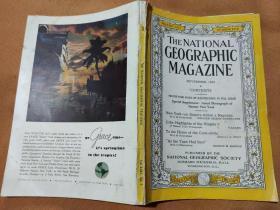 National Geographic November 1933 国家地理杂志1933年11月