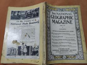 National Geographic June 1923 国家地理杂志1923年6月