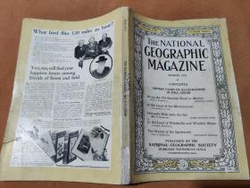 National Geographic March 1923 国家地理杂志1923年3月
