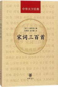 宋词三百首(中华大字经典)
