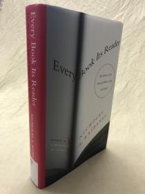 Every Book Its Reader 巴斯贝恩《读者有其书》,(《文雅的疯狂》作者),第一版,精装