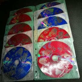西游记VCD (共20碟装)缺第17碟 裸碟