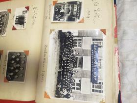 老照片,一本照片,照片大小不一,共172张合售,以图片为准