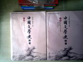 中国文学史 新著(中、下两册)