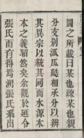 【复印件】延令张氏重修族谱: 六卷:[泰兴]