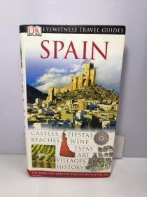 DK Eyewitness Travel Guides;SPAIN