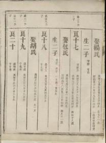 【复印件】清溪张氏家谱: [金华]