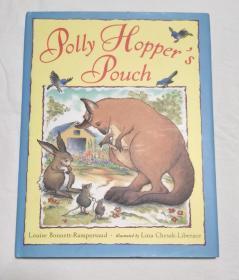 精装Polly Hoppers Pouch