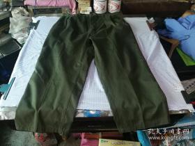 付1号长裤,旧