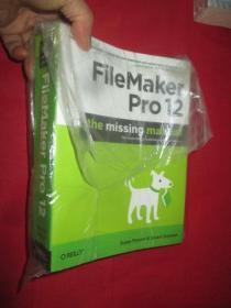 FileMaker Pro 12: The Missing         ( 16开  )   【详见图】