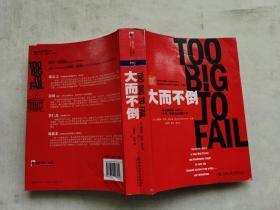 大而不倒:2010年全球政要和首席执行官争相阅读的金融危机启示录