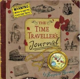 The Time Travellers Journal (Pop Up & Lift the Flaps) Hardback Book The Cheap
