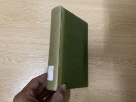 Selected Essays of William Hazlitt  赫兹里特随笔选,和兰姆同为随笔大家,精装,1930年老版书