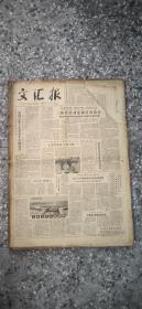 文汇报   1981年7月5日-31日 (原版报合订)