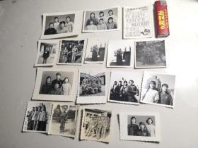 老照片16张合售(照2)