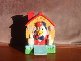 90年代 肯德基KFC儿童餐 存钱罐玩具 KFC奇奇玩具收藏