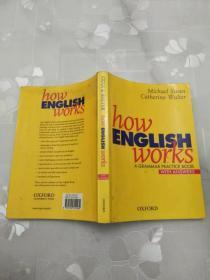 How English Works:A Grammar Practice Book       Oxford University Press, USA