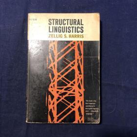 STRUCTURAL LINGUISTICS结构语言学英文原版书