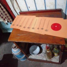 红塑料唱片THE Linguaphone lnstitute