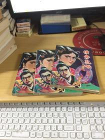 老版武侠:续紫龙佩 全三册