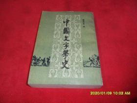 中国文字学史(品好)