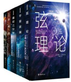微百科丛书全5册 最初三分钟+弦理论+反物质+宇宙波澜+虚空
