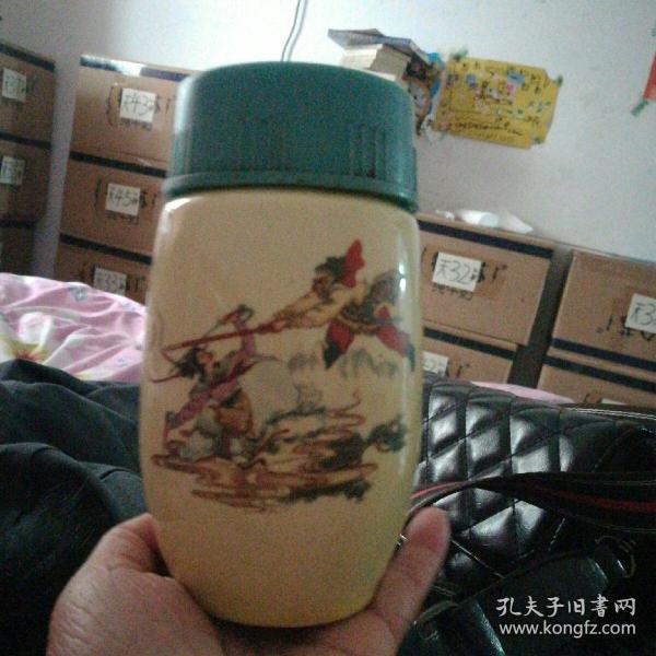 文革茶杯孙悟空三打白骨精1978年